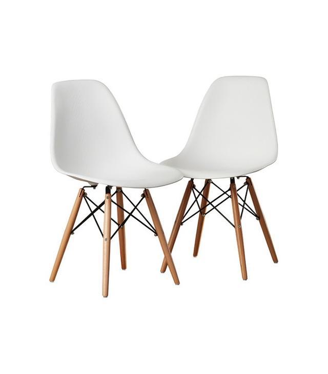 Corrigan Studio Set of 2 Cameron Side Chairs