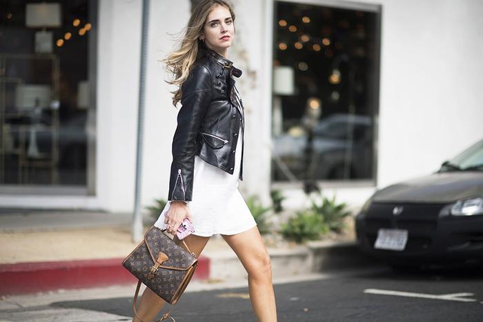 Chiara Ferragni street style