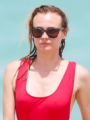 Diane Kruger Is Giving Us Serious Baywatch Vibes