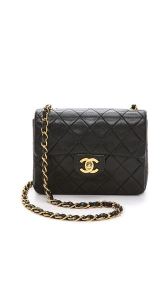 Chanel Pre-Owned Mini Flap Bag