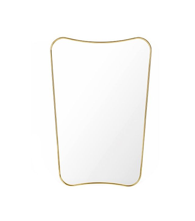 Gubi Ponti F.A. 33 Rectangular Wall Mirror