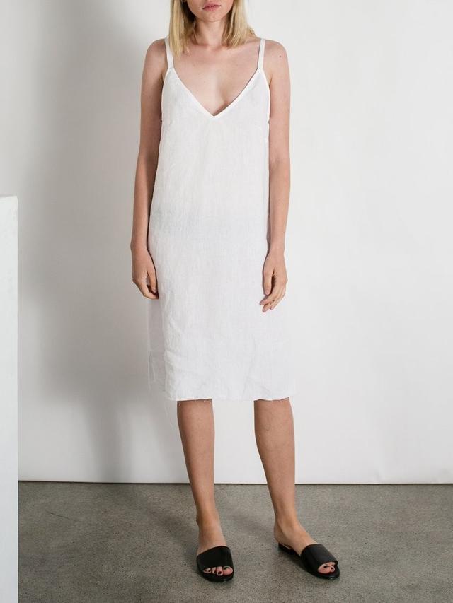 Matin V-Neck Dress