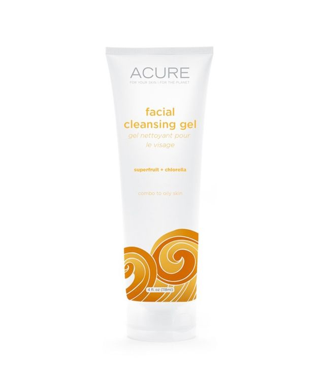 Acure Facial Cleansing Gel Superfruit + CGF