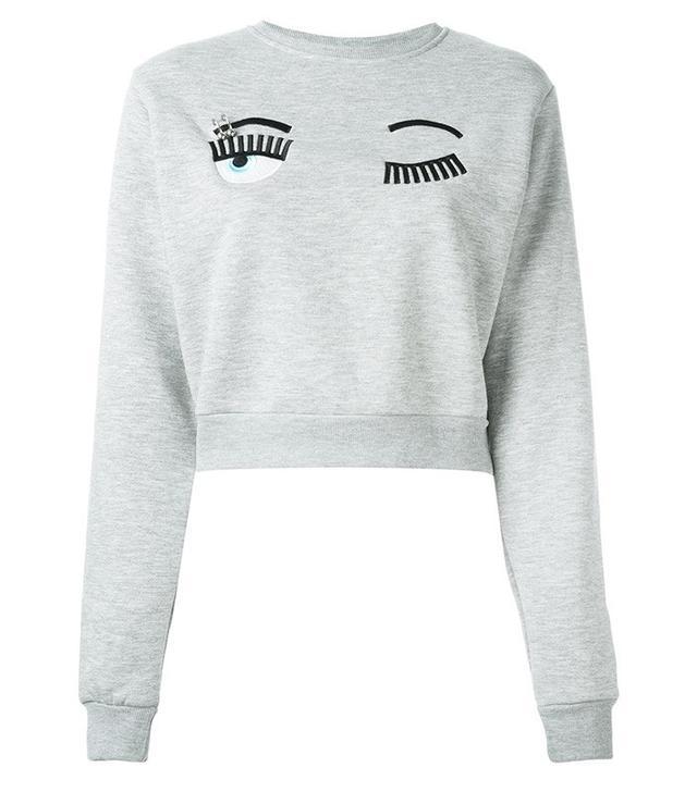Chiara Ferragni Collection Flirting Sweatshirt