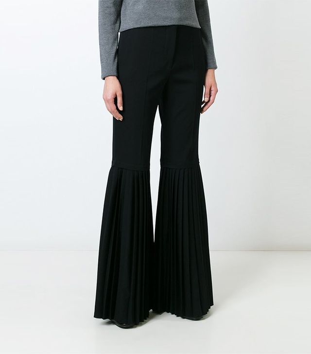 Stella McCartney Chellini Bell Bottom Trousers