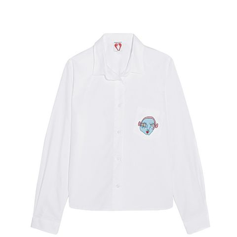 Appliqued Shirt