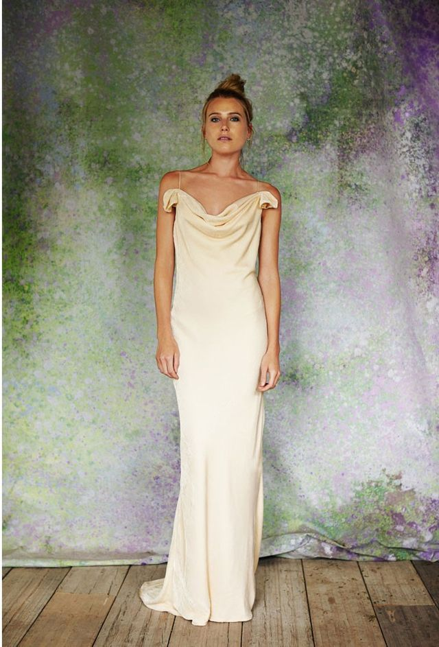 Stone Fox Bride The Lyra Gown