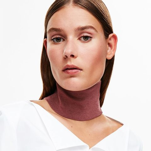 High Neck Scarf