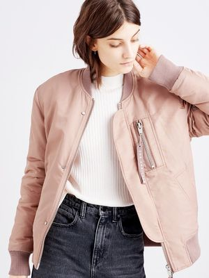 The Coolest Ways to Wear a Jacket This Fall