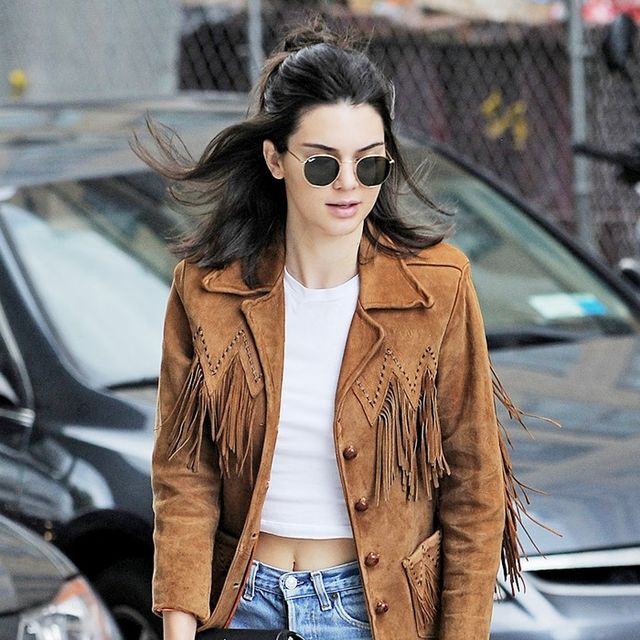 The #1 Trend Kendall Jenner Will Wear This Fall