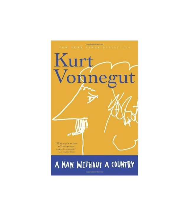 <i>A Man Without a Country</i> by Kurt Vonnegut
