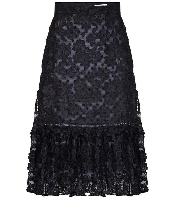 Perseverance London Paisley Skirt