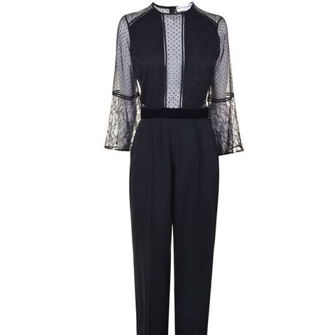 Bell Sleeved Jumpsuit
