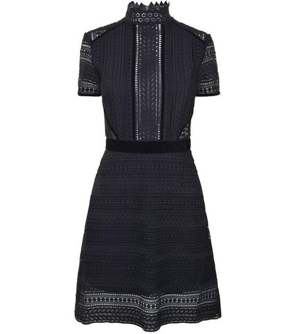 Perseverance London Lace Dress
