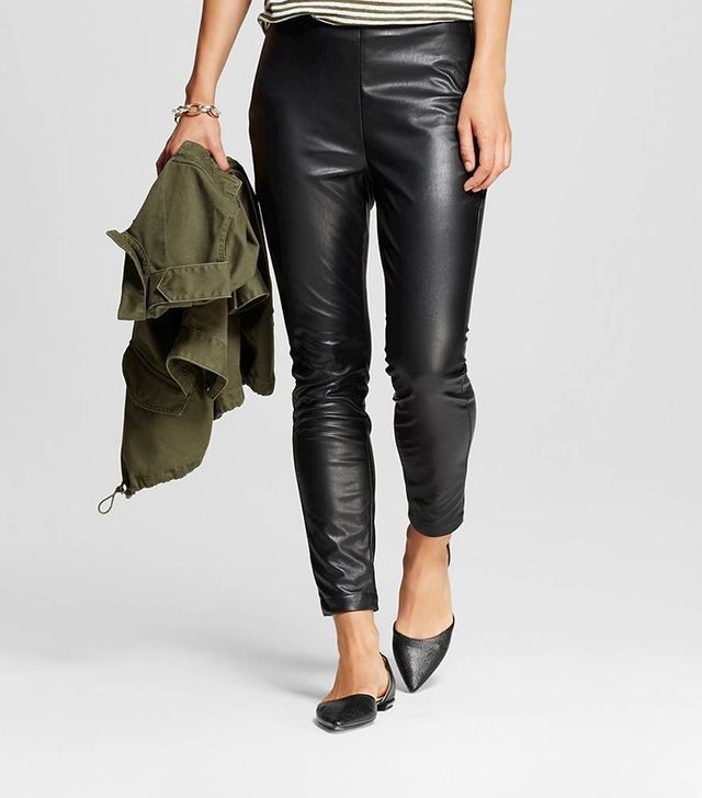 Who What Wear Skinny Ankle-Crop Pants