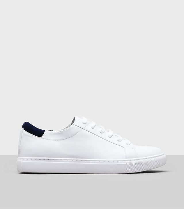 Kenneth Cole Kam Leather Sneakers