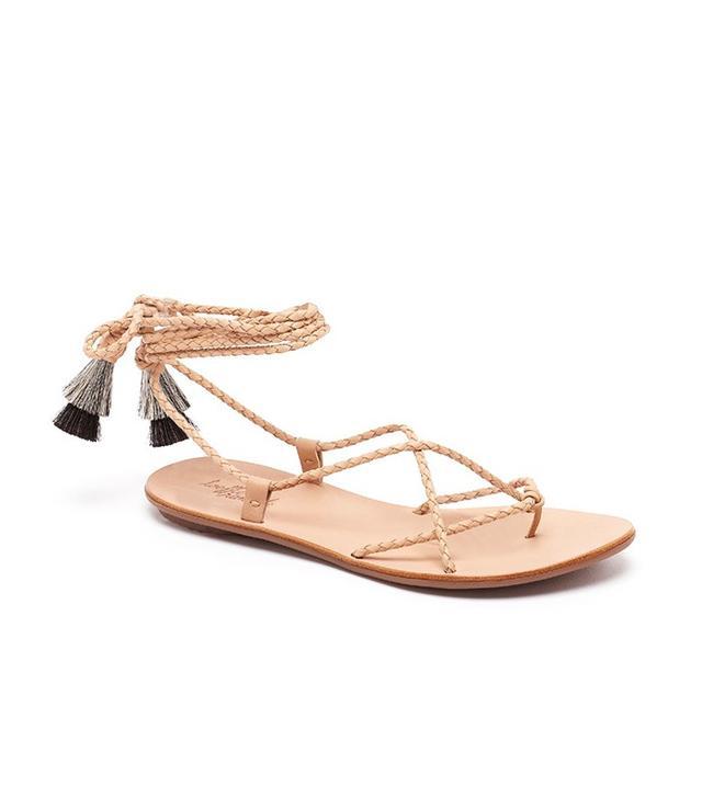 Loeffler Randall Bo Tassel Wrap Sandal
