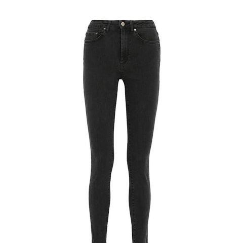 Pin High-Rise Skinny Jeans