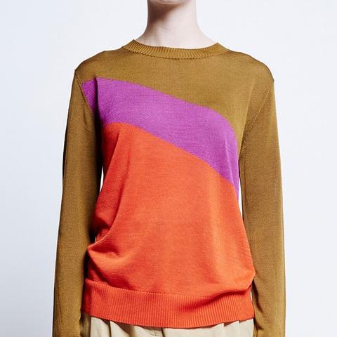 Correspondent Sweater