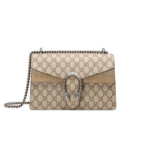 Dionysus GG Supreme Shoulder Bag