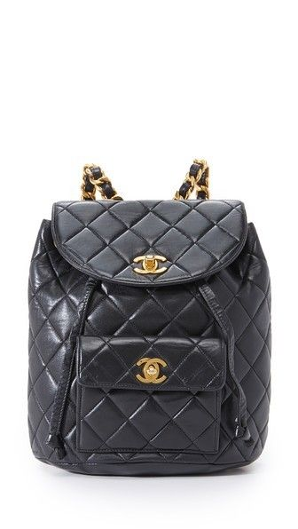 Chanel Pre-Owned Classic Backpack