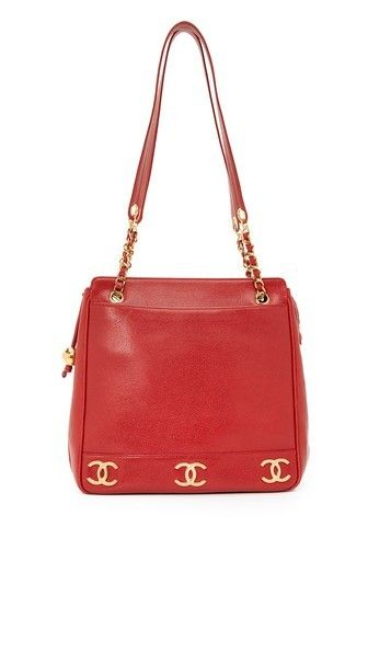 Chanel Pre-Owned CC Tote