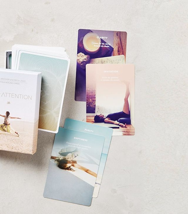 Art Of Attention Yoga Healing Cards