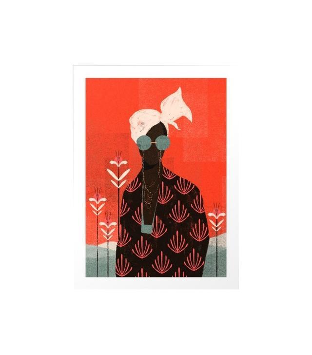 Kalemba II Art Print