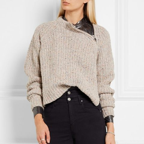 Happy Knitted-Sweater