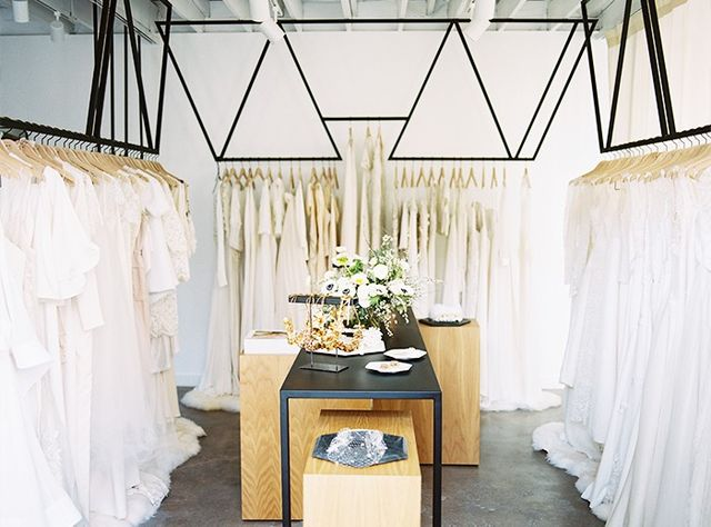 The number one thing brides forget when prepping for their fitting appointment is to wear nude undergarments. Colored undies are distracting and can deter from seeing the true potential of a gown....