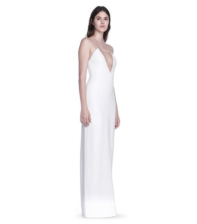 alexander wang wedding dress