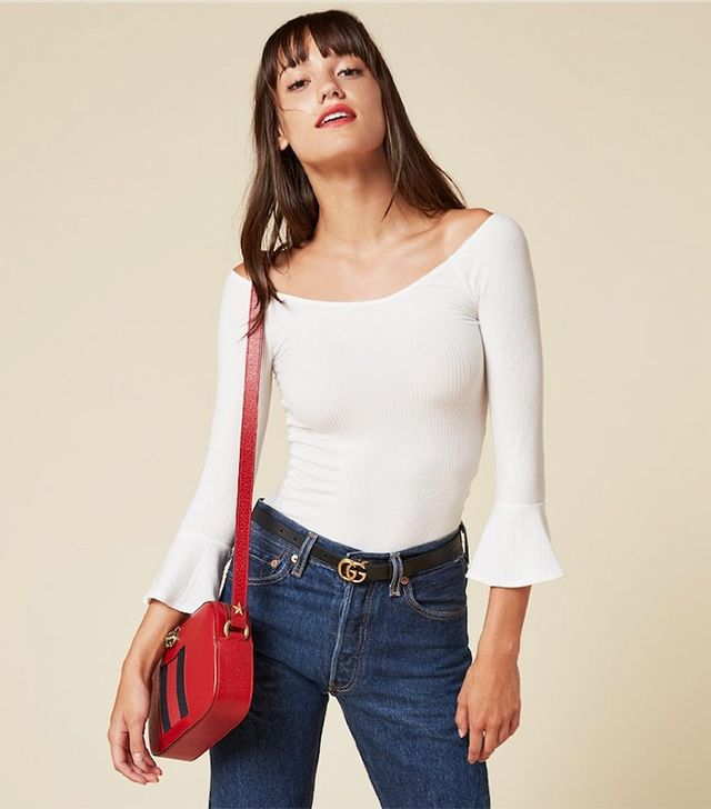 Reformation Bristol Top