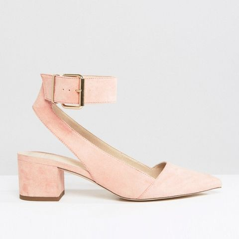 Star Pointed Heels