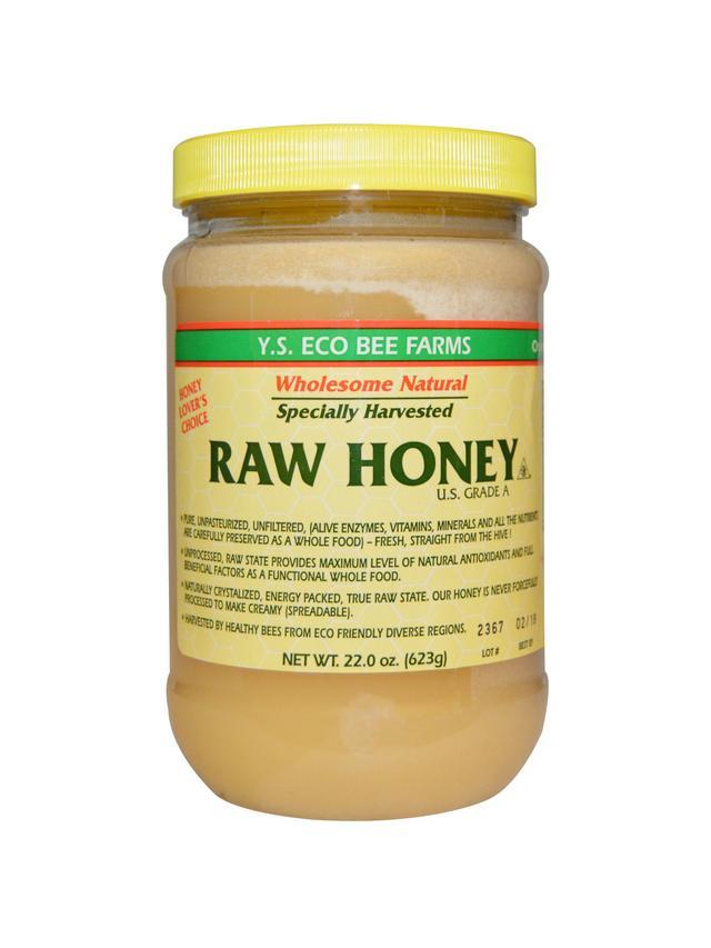 Y.S. Eco Bee Farms Raw Honey