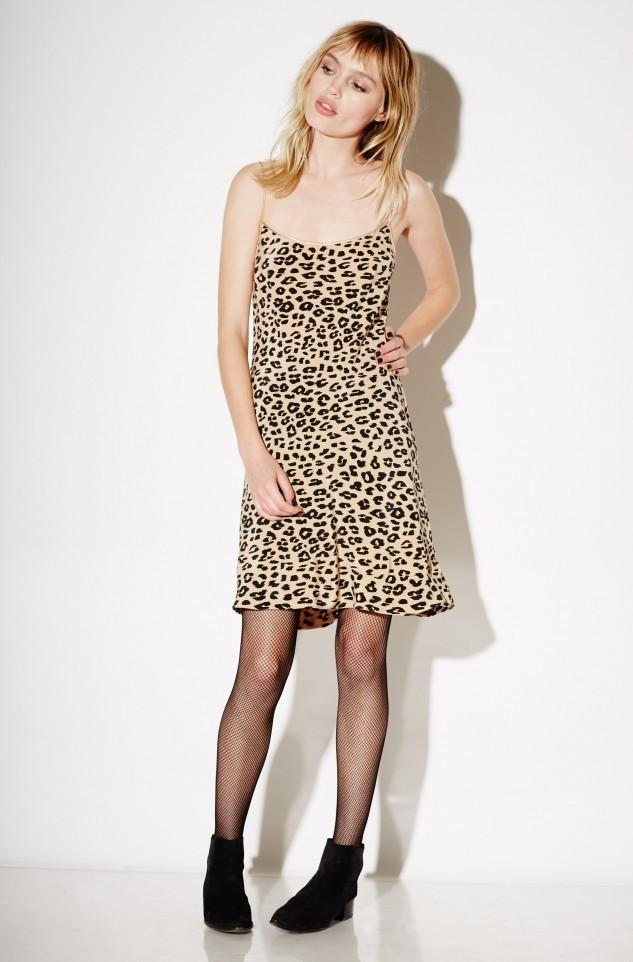 Equipment x Kate Moss Jessa Bias Slip Dress