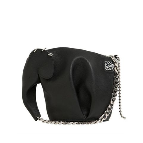 Punk Elephant Shoulder Bag