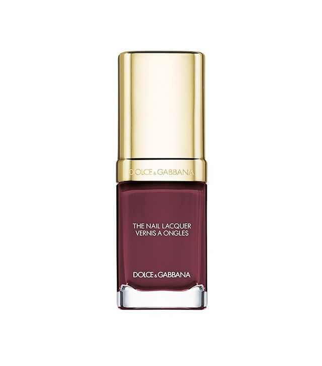 Dolce & Gabbana Beauty The Nail Lacquer in Dahlia