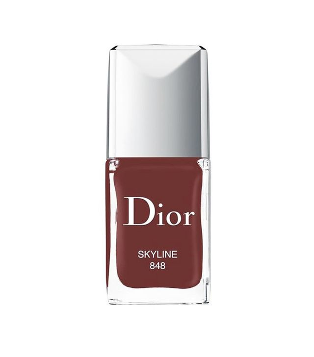 Dior Dior Vernis Couture Color Gel Shine Long Wear Nail Lacquer in Skyline