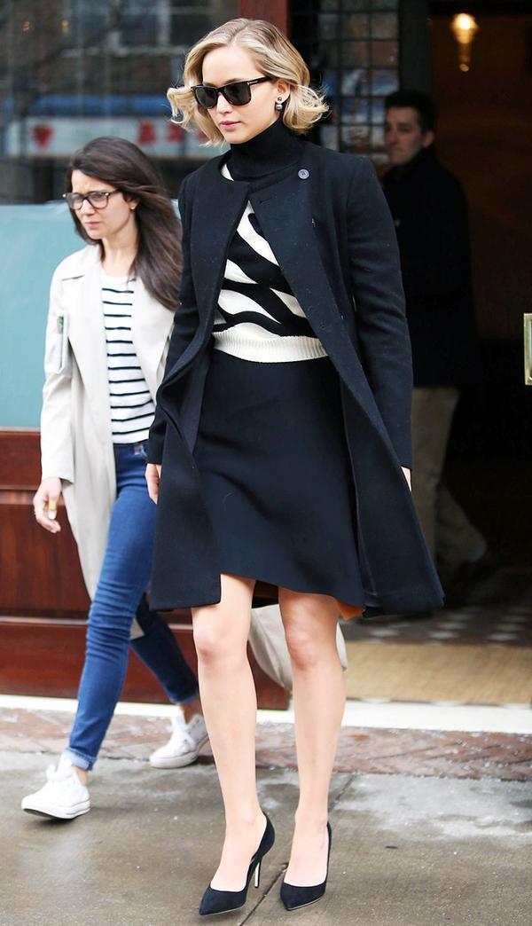 Jennifer Lawrence, The Greenwich Hotel