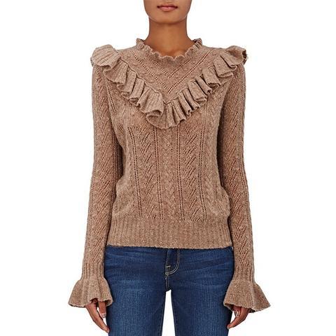 Maritza Cashmere Sweater