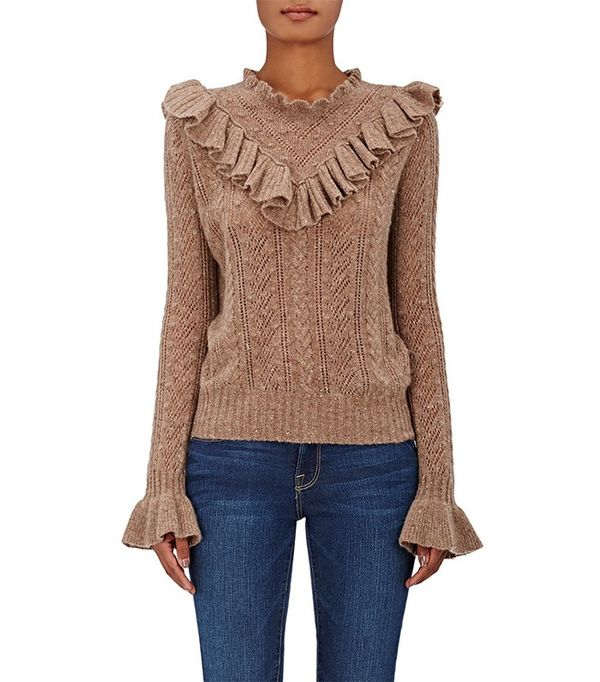 Ulla Johnson Maritza Cashmere Sweater
