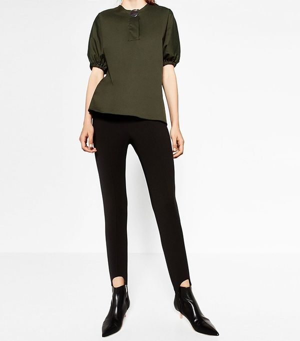 Zara High Waist Leggings