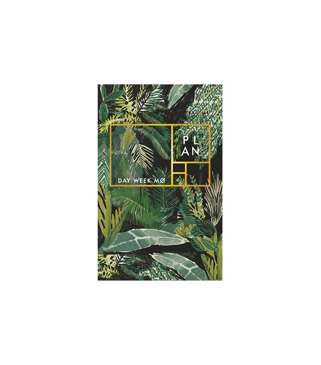 Ferme à Papier Green Palms Year-Less Planner