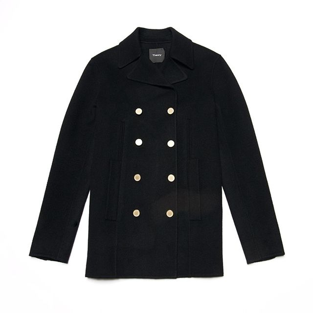 Theory Overby New Divide Pea Coat