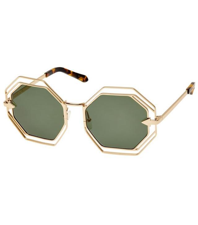 Karen Walker Emmanuel Sunglasses