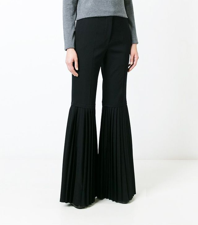 Stella McCartney Chellini Bell Bottom Trousers