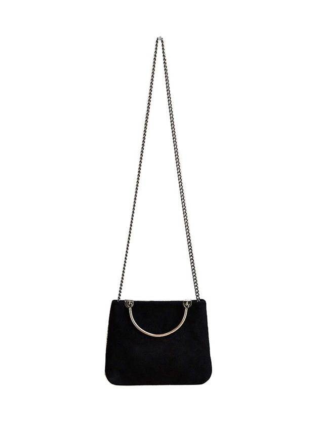 Urban Outfitters Blaire Mini Handle Chain Strap Bag