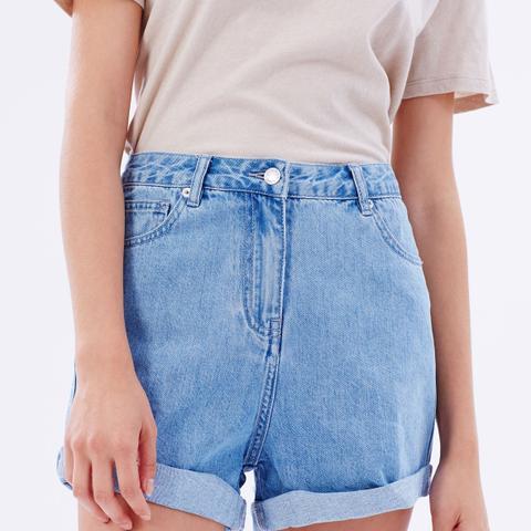 Leisure Denim Shorts
