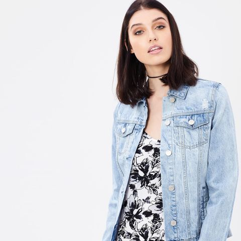 Kendall Original Denim Jacket