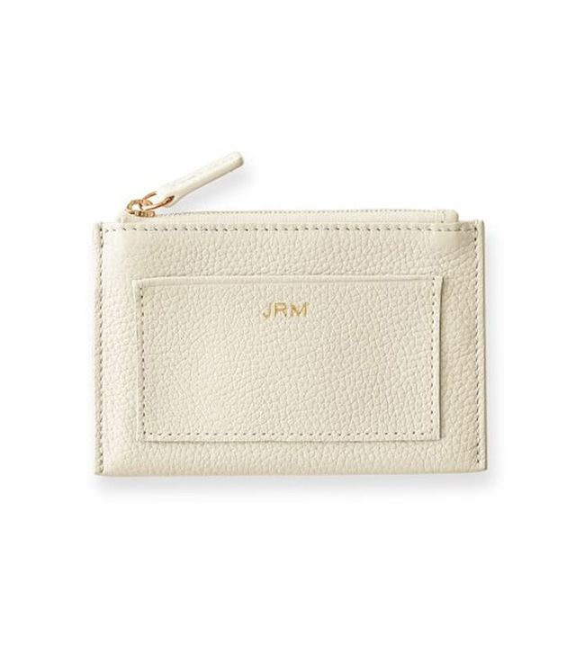 Mark & Graham Vivid Zip Card Case